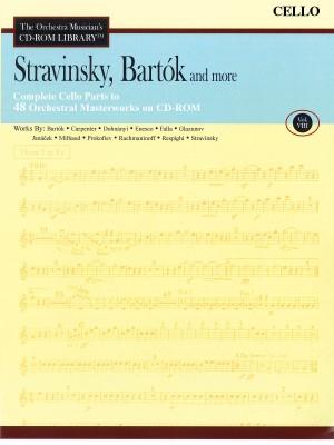 Béla Bartók_Igor Stravinsky: Stravinsky, Bartók and More - Vol. 8-Cello