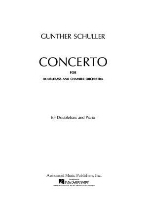Gunther Schuller: Concerto