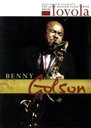 B. Golson -The Jazz Master Class Series from NYU
