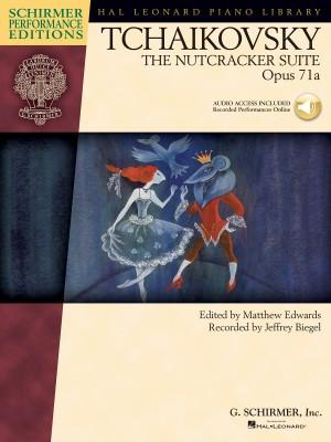 Pyotr Ilych Tchaikovsky - The Nutcracker Suite Op.71a (Book/Online Audio)