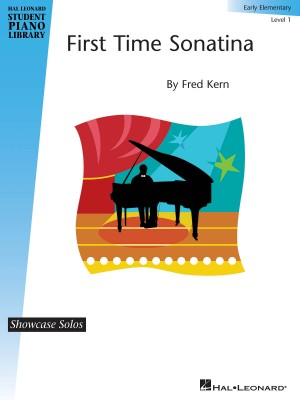 Fred Kern: First Time Sonatina