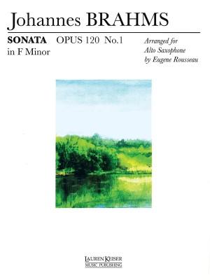 Johannes Brahms: Sonata Op. 120 No. 1 in F minor