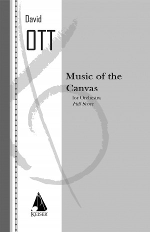 David Ott: Music of the Canvas