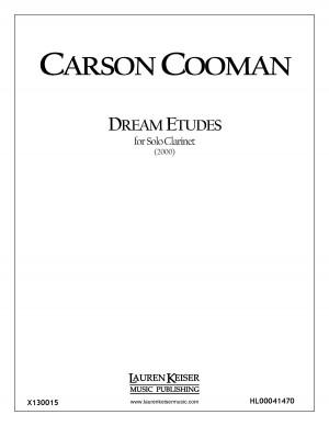 Carson Cooman: Dream Etudes
