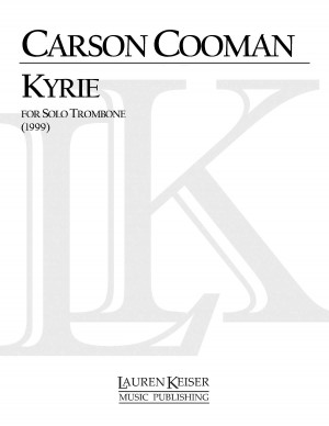 Carson Cooman: Kyrie