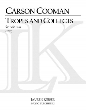 Carson Cooman: Tropes and Collects