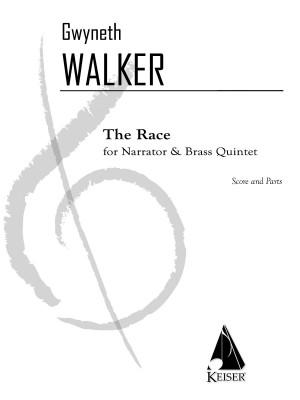 Gwyneth Walker: The Race