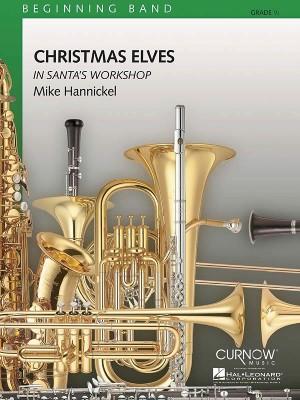 Mike Hannickel: Christmas Elves in Santa's Workshop