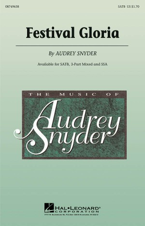 Audrey Snyder: Festival Gloria