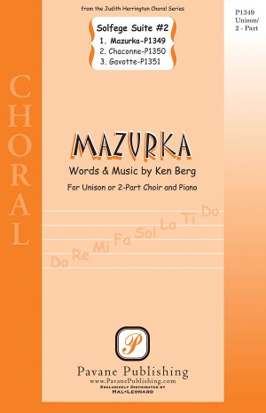 Ken Berg: Mazurka