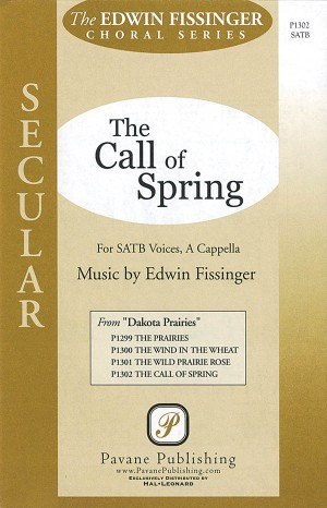 Edwin Fissinger: The Call of Spring