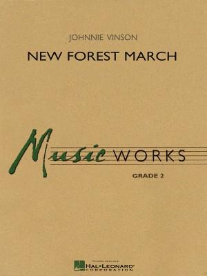 Johnnie Vinson: New Forest March