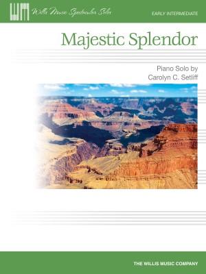 Carolyn C. Setliff: Majestic Splendor