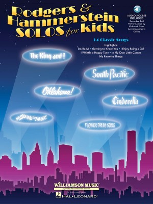 Richard Rodgers: Rodgers & Hammerstein Solos For Kids