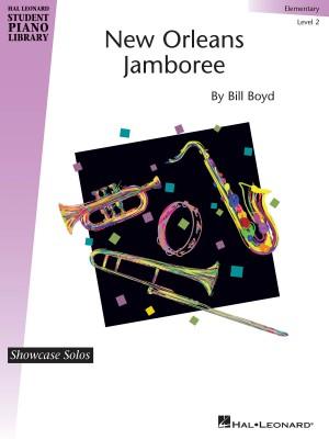 Bill Boyd: New Orleans Jamboree