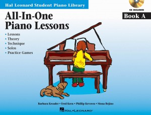 Phillip Keveren_Fred Kern_Mona Rejino_Barbara Kreader: All-In-One Piano Lessons: Book A