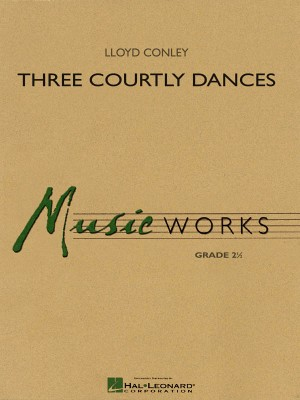 Three Courtly Dances