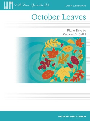 Carolyn C. Setliff: October Leaves
