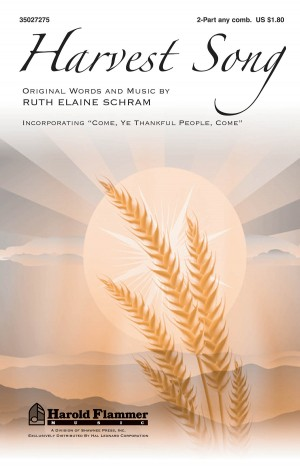 Ruth Elaine Schram: Harvest Song
