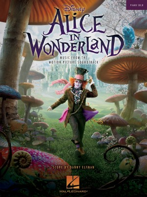 Danny Elfman: Alice in Wonderland