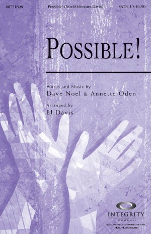 Annette Oden_Dave Noel: Possible!
