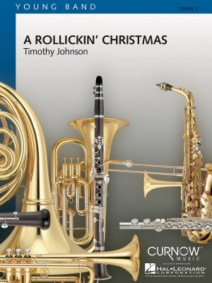 Timothy Johnson: A Rollickin' Christmas