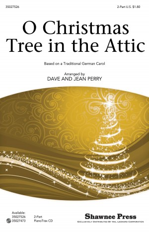 Dave Perry_Jean Perry: O Christmas Tree in the Attic