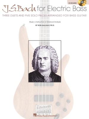 Johann Sebastian Bach: J.S. Bach for Electric Bass