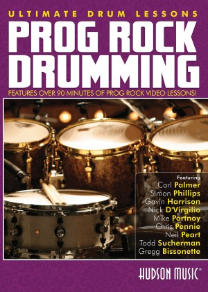 Rod Morgenstein: Prog Rock Drumming