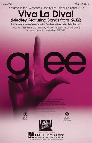 Glee Cast: Viva la Diva!
