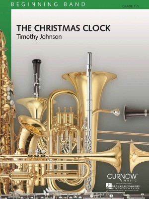 Timothy Johnson: The Christmas Clock
