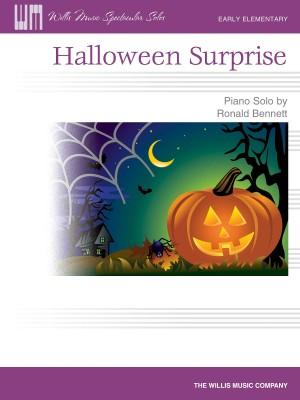 Ronald Bennett: Halloween Surprise