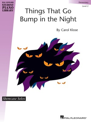 Carol Klose: Things That Go Bump in the Night