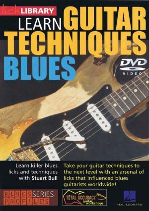 Learn Guitar Techniques: Blues