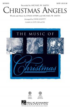 Jonas Myrin_Michael W. Smith: Christmas Angels