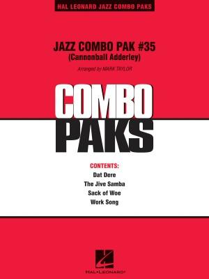 Jazz Combo Pak #35 (Cannonball Adderley)