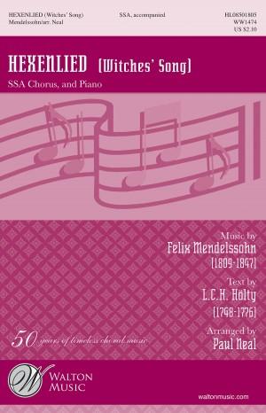 Felix Mendelssohn Bartholdy: Hexenlied