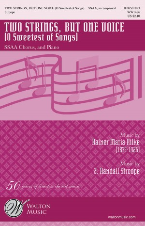 Z. Randall Stroope: Two Strings, But One Voice