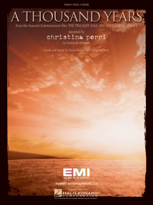 Christina Perri: A Thousand Years