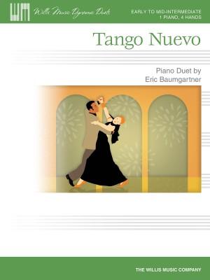 Eric Baumgartner: Tango Nuevo