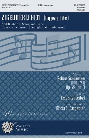 Robert Schumann: Zigeunerleben