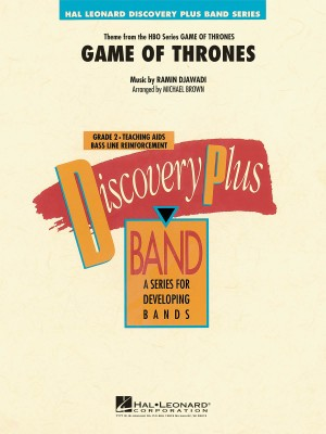 "Ramin Djawadi: Game of Thrones: Theme from the HBO Series ""Game of Thrones"""