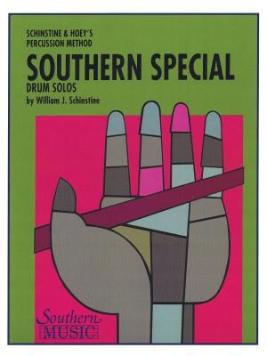 William J. Schinstine: Southern Special Drum Solos