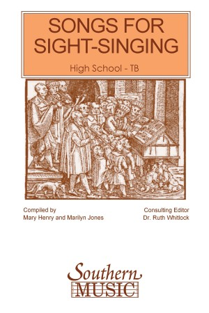 Bobby Siltman: Songs For Sight Singing-Hs-Tb (Sss Hs)