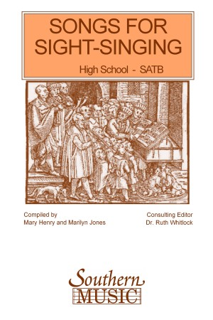 Bobby Siltman: Songs For Sight Singing Hs-Satb (Sss Hs)