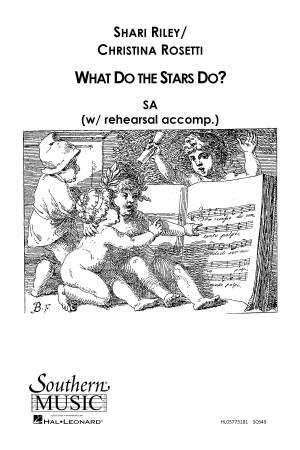 Shari Riley: What Do The Stars Do?
