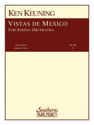 Ken Keuning: Vistas De Mexico Product Image