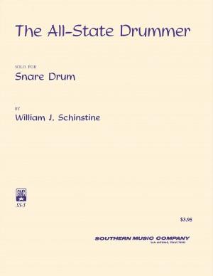 William J. Schinstine: All State Drummer