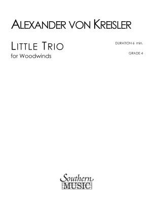 Alexander von Kreisler: Little Trio