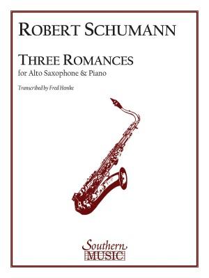 Robert Schumann: Three (3) Romances